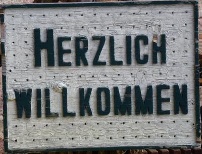 Herzlich Willkommen_by_Gila Hanssen_pixelio.de