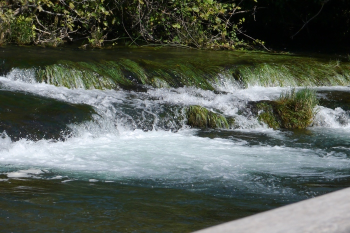 Ausflug Krka-Wasserfälle Kroatien